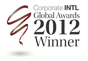 Global 2012 Awards Winner